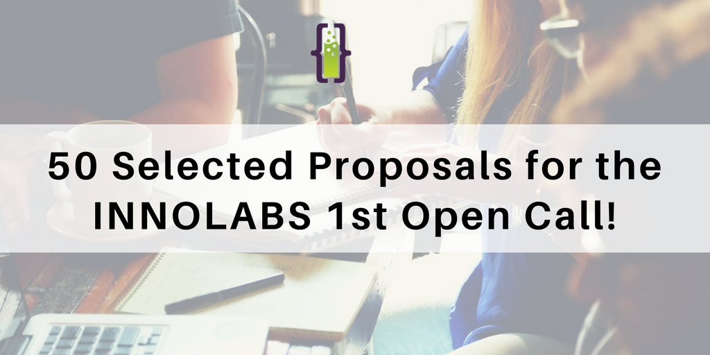 innolabs 1st open call