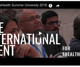 Summer University DISRUPT eHEALTH teaser video